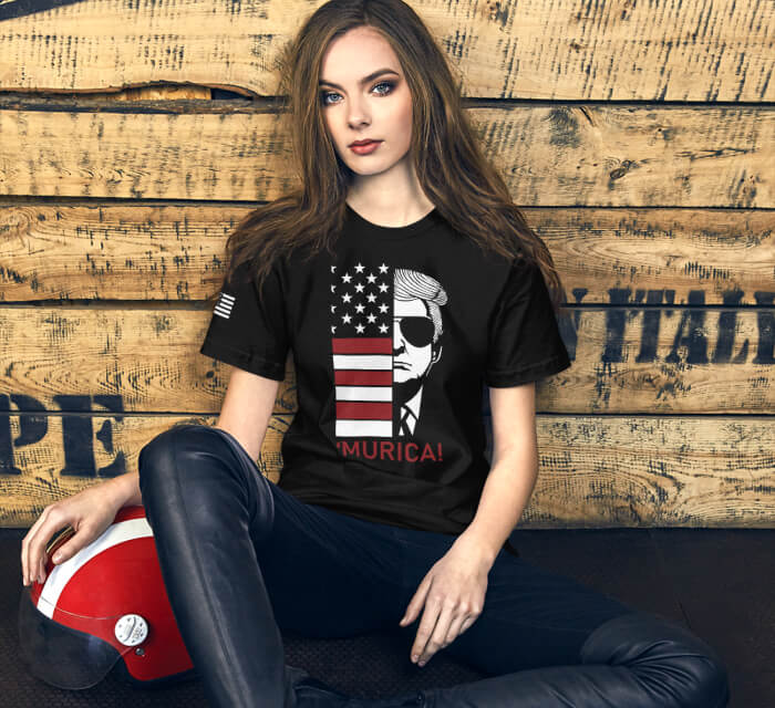 New patriotic apparel